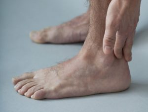 ANKLE TENDON INJURIES contraindications In beauty therapy