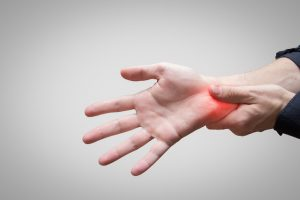 CARPAL TUNNEL SYNDROME contraindications In beauty therapy