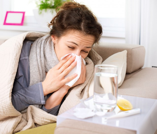 COLD AND FLU contraindications In beauty therapy