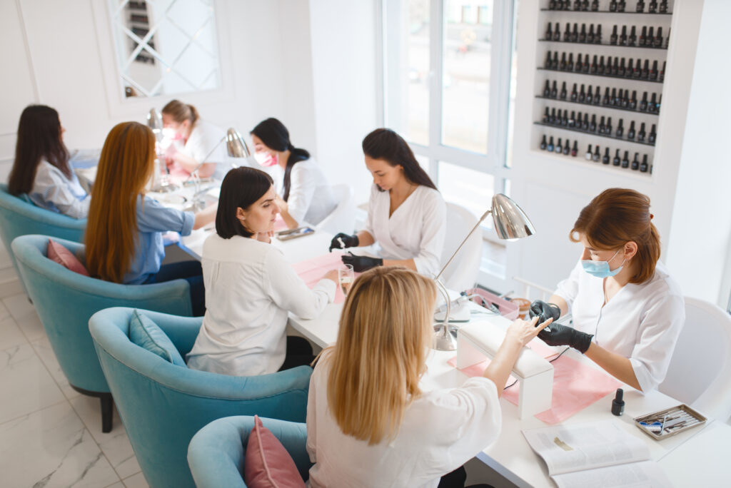 Common Contraindications for Manicure 1