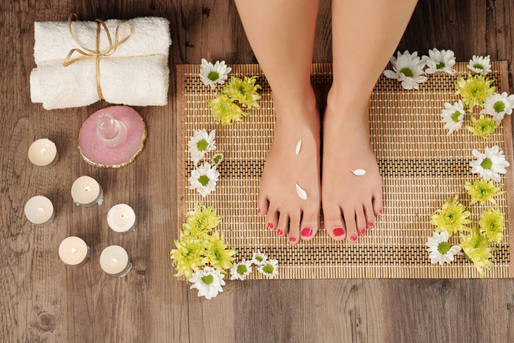 Common Contraindications for Pedicure