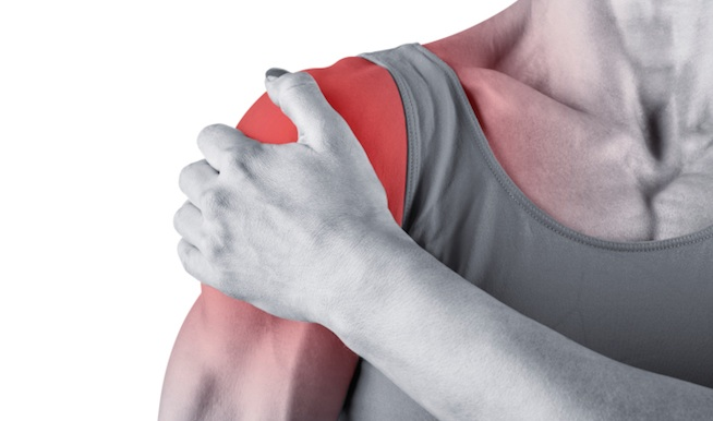 DELTOID BURSITIS contraindications In beauty therapy