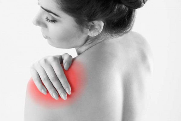 FROZEN SHOULDER (Inflammatory condition) contraindications In beauty therapy