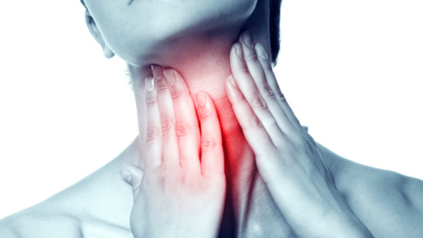 LARYNGITIS contraindications In beauty therapy