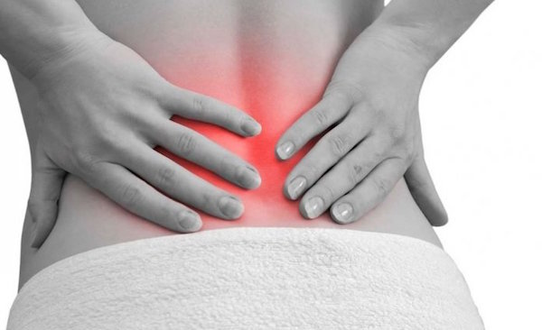 LUMBAGO contraindications In beauty therapy