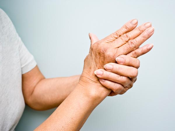 RHEUMATOID ARTHRITIS contraindications In beauty therapy