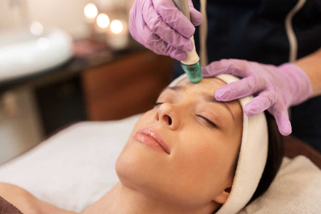 Aftercare Advice After Microdermabrasion 1